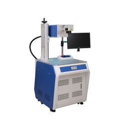 Laser di Focuslaser 3W che rifa la superficie del proiettore UV del laser di trattamento