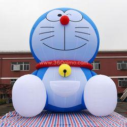 이벤트 스테이지 장식, 팽창식 Doraemon 카툰 홍보