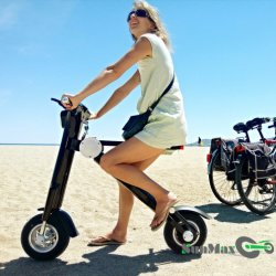 Gute Qualität Guter Preis 350-W-Lithium-Batterie, einklappbares A-Bike
