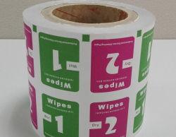 ورق ألومنيوم مخصص للفيش الرطب