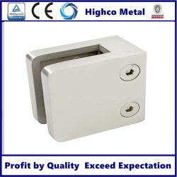 En acier inoxydable de colliers de serrage de la porte de douche en verre ou des clips