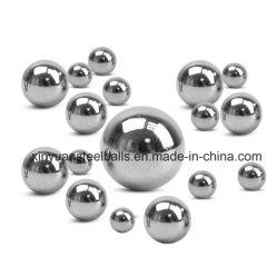 As esferas de aço cromado 3.969mm 6,35 mm