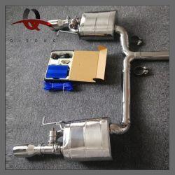 [Qisong] 자동차 부속 Audi Q5를 위한 벨브를 가진 원격 제어 성과 배출 머플러