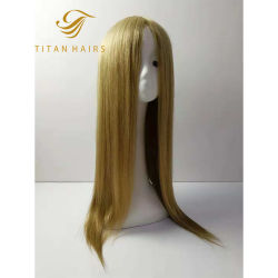 Remy cheveux blonds perruques