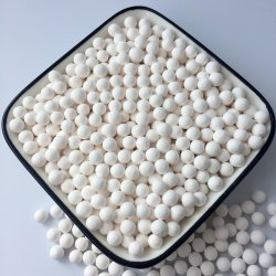 La porosité de haute pureté Alumine activée de l'Hydrate granule de sphère