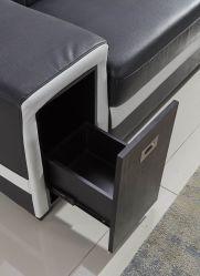 L形Uの形の大きい角の居間のホテルのロビーの寝室のオフィスの会議室の完全な中国のイタリアの革自動手動リクライニングチェアのConfortableのソファーの家具
