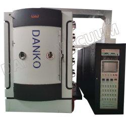 De Machine van de VacuümDeklaag PVD voor de Tapkranen van de Badkamers en van de Keuken van het Vaatwerk