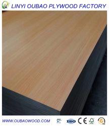 終わりの密度の680kg/M3の木製の質のメラミンChipboardを浮彫りにしなさい