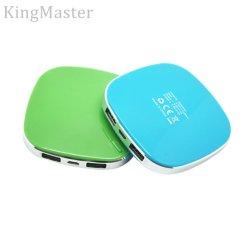 Kingmaster 4000mAh bewegliche Emergency Aufladeeinheits-Qualitäts-Energien-Bank