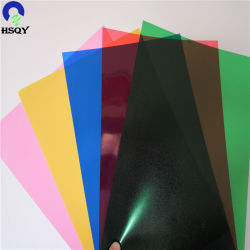 Venda por grosso de plástico barato China capa de plástico de PVC
