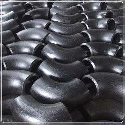 Les raccords en acier allié de coudes pour l'acier avec de l'industrie et les degrés de taille personnalisée