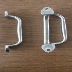 Maniglia del pezzo fuso dell'acciaio inossidabile del pezzo fuso d'acciaio del metallo di Customsized per il hardware di Windows della mobilia