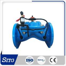 灌漑には自動油圧コントロールバルブを使用します
