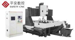 CNC van de hoge snelheid de BoorMachine van het Ponsen voor de Bladen van de Buis van de Platen van het Staal