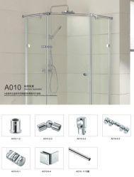 A010 de Hardware van de Bijlage van de Cabine van de Schuifdeur van de Badkamers van het Glas van Frameless