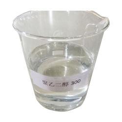 Pharma Grade de polyéthylène glycol Peg 300