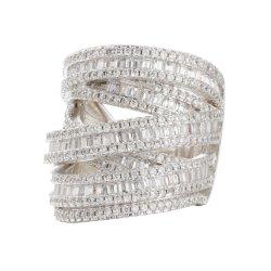 Moda Tamanho Grande Anel de silício presente de aniversário parte acessórios de jóias