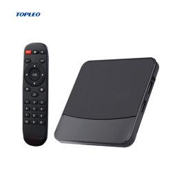 La televisión digital inteligente Android Conversor 4K 4GB de RAM Android TV Box IP Cheapest