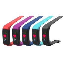 115 venta al por mayor de moda LED Android Ios teléfono móvil Bluetooth Deporte Digital RoHS CE Mujer Señoras de la presión sanguínea de muñeca regalo Smartwatches inteligente