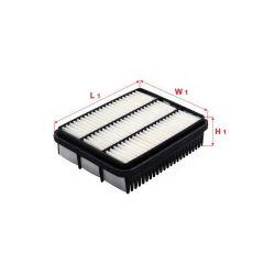 Panneau de l'élément de filtre à air automatique 17801-51010 pour Toyota Land Cruiser