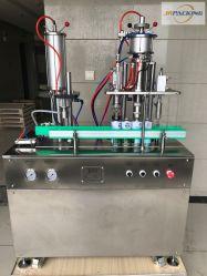 Полуавтоматическая стабильной функции машины для наполнения в аэрозольной упаковке дезодорант спрей/духи