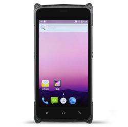 Android resistente PDA Escáner de códigos de barras móviles de mano Recopilador de datos TS-M6