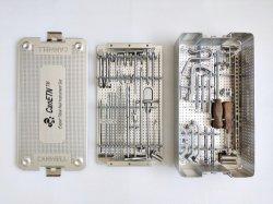 Conjunto de instrumentos médicos Canwell Tibia de expertos médicos Clavo Intramedular instrumental quirúrgico