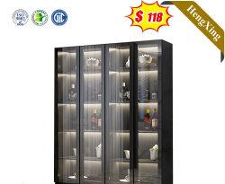 Hot vender Salón Comercial de armario de contadores de exhibición de pantalla de cristal