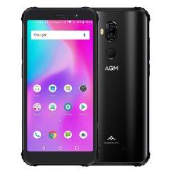 AGM X3 5.99 '' 18: 9 IP68 imprägniern schroffes Telefon 6GB + 64GB NFC Handy