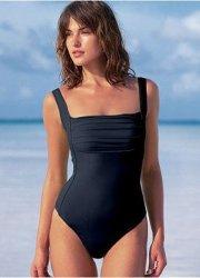 Einteilige Dame Swimwear (BK10111)