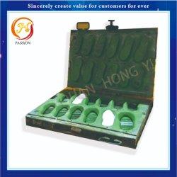 صيني يجعل سعرًا معقولاً النعل الخارجي المصنوع من المطاط والمصنوع من خلات فينيل الإيثيلين (EVA) المصنوعة من المطاط M اضغط على أحذية رياضية للرجال