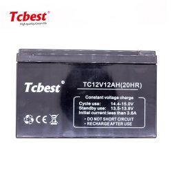 電気おもちゃUPSの警報システムのための密封された12V 12ahの鉛酸蓄電池VRLA AGM電池