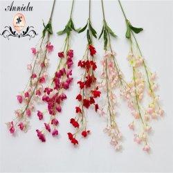 Silk künstliche Pflaume-Blüten-Blumen-Ausgangshochzeits-Dekoration-künstliche Blume