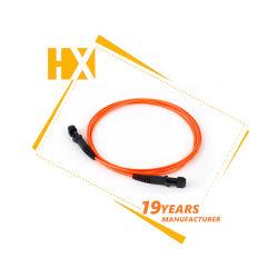 Modo único sc/FC/LC/ST/MU/MTRJ/MPO Fiber Optic Patch Cabo de ligação do cabo