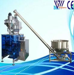 آلة تعبئة بمسحوق الطعام حلزونية آلة رأسيًا بوسادة أوتوماتيكية متعددة الوظائف الحليب القهوة الغسيل الغسيل الغسيل الغسيل الطبّ شاي الأعشاب مسحوق آلة التكسير