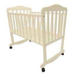 No. 1051 culla di bambino di legno con la mobilia dell'infante della greppia del bambino di legno solido di buona qualità