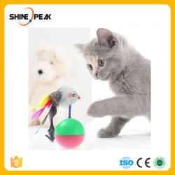 애완 동물 고양이 공급을%s 고양이 공동 자금 애완 동물 부속품 고양이 장난감 최신 제품을%s 최고 형식 1 PCS 재미있은 공이치기용수철 마우스 장난감