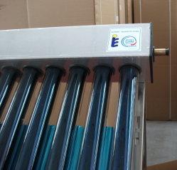 Tubo colector solar térmico EN12975 aprovados (SPA-58/1800-12)