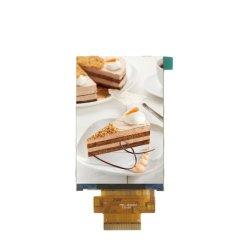 Freier Betrachtungs-Winkel 320X480 3.5 Bildschirmanzeige Zoll IPS-TFT LCD mit Note