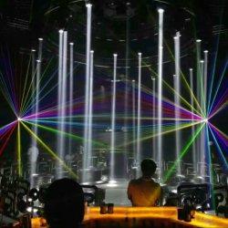 Comprar Hot Sales Professional 7r parte suministros de boda/DJ/discoteca LED 230W mueve las luces de la cabeza