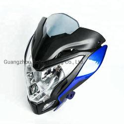 El conjunto de faros de motocicletas para Pulsar 200