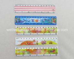 righelli di plastica dei capretti di 15cm/righelli promozionali