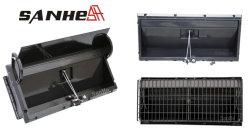 공기 인레트 (SANHE FC-2)가 가금에 의하여 유숙한다