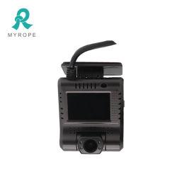 4G 백미러 대시 캠 연결 GPS 추적자 항법 DVR 차 사진기