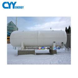 Isolamento multicamada de alto vácuo o oxigénio líquido/azoto/tanque de armazenagem de árgon