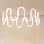 Lámpara de araña de iluminación personalizados Lámpara de sala de estar moderna