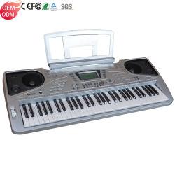 Tastiera musicale tastiere elettroniche professionali per organo giocattolo piano elettronico per organo Tastiera elettronica per strumenti musicali a 61 tasti per organo
