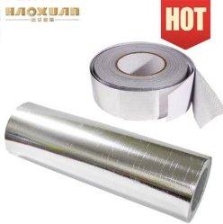 Aislamiento de fibra de vidrio Washi personalizado Rollo de Cinta de lámina de aluminio de Jumbo