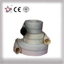 Tubo flessibile dell'acqua della tela di canapa del PVC di prezzi di fabbrica