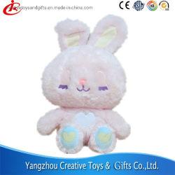 Фаршированные и мягкая игрушка для малыша розовый кролик подарок